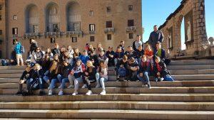 foto grup Montserrat 2n ESO